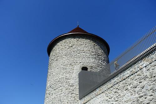 Château des Sires de Faucigny @ Bonneville