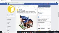 LEGO Ideas Staff Pick: Medieval Blacksmith Shop (ben_pitchford) Tags: lego legoideas legomoc afol medievalblacksmithshop medievalcastle castle legocastle modular architecture building house knights custom