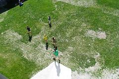 Courtyard @ Château des Sires de Faucigny @ Bonneville (*_*) Tags: 2019 ete summer august afternoon sunny europe france hautesavoie 74 bonneville faucigny savoie mountain castle chateau medieval chateaudessiresdefaucigny
