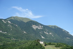 Le Môle @ Château des Sires de Faucigny @ Bonneville (*_*) Tags: 2019 ete summer august afternoon sunny europe france hautesavoie 74 bonneville faucigny savoie mountain castle chateau medieval chateaudessiresdefaucigny