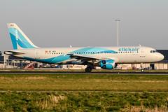 EC-ICV (PlanePixNase) Tags: amsterdam ams eham schiphol planespotting airport aircraft airbus 320 a320 clickair