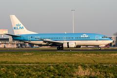 PH-BDI (PlanePixNase) Tags: amsterdam ams eham schiphol planespotting airport aircraft klm boeing 737 737300 b733