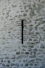 Loophole @ Château des Sires de Faucigny @ Bonneville (*_*) Tags: 2019 ete summer august afternoon sunny europe france hautesavoie 74 bonneville faucigny savoie mountain castle chateau medieval chateaudessiresdefaucigny