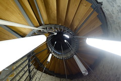 Spiral staircase @ Château des Sires de Faucigny @ Bonneville (*_*) Tags: 2019 ete summer august afternoon sunny europe france hautesavoie 74 bonneville faucigny savoie mountain castle chateau medieval chateaudessiresdefaucigny