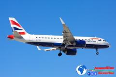 British Airways Airbus A320-251N G-TTNC (Mario Alberto Ravasio) Tags: british airways airbus a320251n gttnc planespotting aviationphotobgytravel malaga