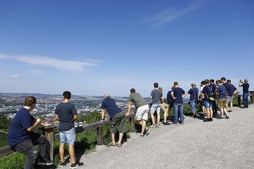 Kameradschaftsausflug Stuttgart - 11.08.19