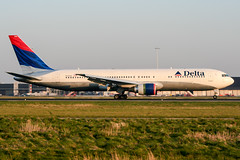 N120DK (PlanePixNase) Tags: amsterdam ams eham schiphol planespotting airport aircraft delta deltaairlines boeing 767300 767 b763