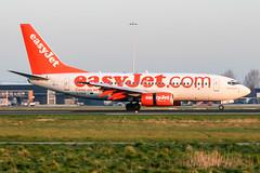 G-EZKE (PlanePixNase) Tags: amsterdam ams eham schiphol planespotting airport aircraft easyjet boeing 737 737700 b737