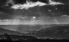 Surprise View (Chris A Reedy) Tags: sonya7ii sonymirrorless sonylenses sonylandscapes sonylandscape surpriseview thepeakdistrict peakdistrict derbyshire clouds outside