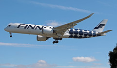 OH-LWL EGLL 06-07-2019 Finnair Airbus A350-941 CN 134 (Burmarrad (Mark) Camenzuli Thank you for the 19.8) Tags: ohlwl egll 06072019 finnair airbus a350941 cn 134