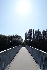 Footbridge @ Bonneville