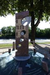 War memorial @ Bonneville (*_*) Tags: europe france hautesavoie 74 bonneville faucigny summer ete 2019 afternoon august savoie mountain guerre memorial monument war