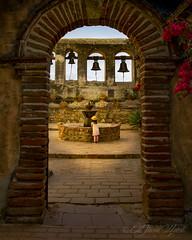 Bells (david.horst.7) Tags: bell mission historic sanjuancapistrano stone brick fountain explore