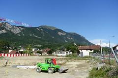 Construction @ Bonneville (*_*) Tags: 2019 ete summer august afternoon europe france hautesavoie 74 bonneville faucigny savoie mountain