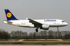 D-AILD (PlanePixNase) Tags: aircraft airport planespotting haj eddv hannover langenhagen lufthansa airbus 319 a319