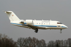 12+04 (PlanePixNase) Tags: aircraft airport planespotting haj eddv hannover langenhagen canadair cl600 challenger 601 luftwaffe