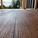Rustic Concrete Wood Porch- Tailored Concrete Coatings- Clarksburg, MD