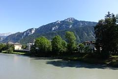 Arve river @ Pont de l'Europe @ Bonneville (*_*) Tags: 2019 ete summer august afternoon europe france hautesavoie 74 bonneville faucigny savoie mountain arve river