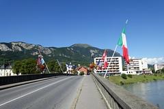 Pont de l'Europe @ Bonneville (*_*) Tags: 2019 ete summer august afternoon europe france hautesavoie 74 bonneville faucigny savoie mountain arve river