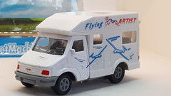 HT IVECO DAILY NO3 CAMPER VAN FLYING ARTIST 1/64 (ambassador84 OVER 14 MILLION VIEWS. :-)) Tags: ht siku ivecodaily campervan diecast