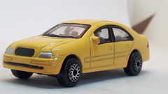 HTI MERCEDES-BENZ C-CLASS W203 NO10 1/64 (ambassador84 OVER 15 MILLION VIEWS. :-)) Tags: hti mercedesbenzcclass diecast