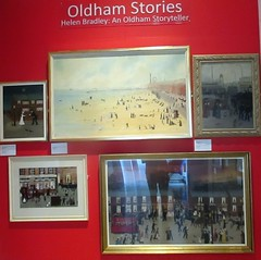 Gallery Oldham exhibit (Diego Sideburns) Tags: galleryoldham oldham helenbradley lees
