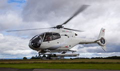 HB-ZLY EC120, Scone (wwshack) Tags: colibri ec120 egpt eurocopter psl perth perthkinross perthairport perthshire scone sconeairport scotland helicopter hbzly