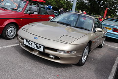 Ford Probe 16V P174CRN (Andrew 2.8i) Tags: swccc stadium city cardiff show voitures voiture autos auto cars car classics classic welsh wales uk kingdom united american hatch hatchback coupe liftback sports sportscar 16v probe ford