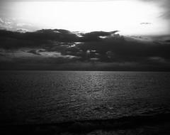 Dark side of the sea (Rosenthal Photography) Tags: dänemark ff120 epsonv800 mittelformat urlaub rodinal12521°c9min 6x7 ilfordrapidfixer washis50 20190805 analog asa50 dark darkness denmark northsea houvig sea landscape seascape mood summer beach strand coast evening mamiya mamiya7 80mm f4 washi filmwashi washis rodinal 125 ilford rapid fixer epson v800