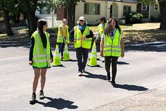 Cones (OregonDOT) Tags: oregondot oregon oit oregoninstituteoftechnology transportationsummercamp women girls stem cones