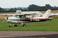 G-FIGA (wiltshirespotter) Tags: wellesbournemountford cessna 152