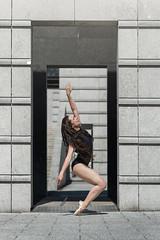 (dimitryroulland) Tags: nikon d750 85mm 18 dimitryroulland performer art artist dance dancer pointe urban street city paris france parc garden