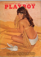 """USA vintage Playboy magazine July 1969 issue - """"50 Years Ago Plus..."""" (moreska) Tags: usa vintage playboy magazine retro july 1969 oldschool 1960s seminude coy flirtatious sexy bikini posed lookingback sixties socialchange history collectibles archive north america"""