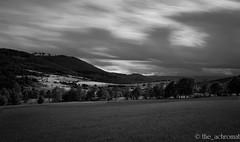 Achenbach Hessen/Germany (The_Achromat) Tags: hessen himmel dramaticsky bäume gewitter regen bw dramatic wolken berge wald wetter lichtundschatten langzeitbelichtung longtimexposure