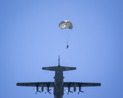 Nebraska National Guard (The National Guard) Tags: nebraska ne neng airborne parachute training jump jumping special operations c130 hercules aircraft exercise ng nationalguard national guard guardsman guardsmen soldier soldiers airmen airman us army air force united states america usa military troops 2019