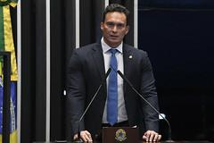 Plenário do Senado (Senado Federal) Tags: plenário senadorstyvensonvalentimpodemosrn bandeiranacional brasília df brasil