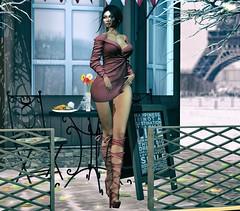 .386 (Mayelai Neisser) Tags: second life world virtual blogger avatar bento sl unreal mesh blog new woman female unisex girl fash clothes urban native unisexfashion pixel womanfashion femalefashion photographer sexy photography sensual art picture retrato dress sweet shoes elegant platform jess pose sandals