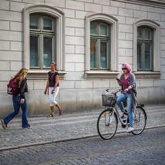 Drottninggatan, Örebro (Michael Erhardsson) Tags: örebro streetphotography 2019 sommar