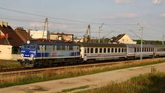 EP07-401, Dziewkowice, 15.08.2019 (Marcin Kapica ...) Tags: lokomotive bahn railway rail railroad kolej locomotive ep07 ic pkp