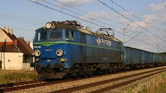 ET22-1027, Dziewkowice, 15.08.2019 (Marcin Kapica ...) Tags: locomotive lokomotive bahn railway rail railroad kolej et22 pkp cargo