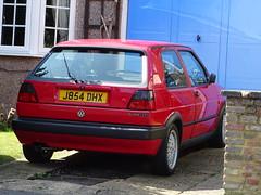 1992 Volkswagen Golf GTI (Neil's classics) Tags: 1992 volkswagen golf gti vw