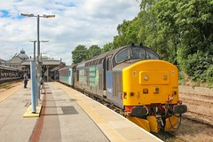 37405 at Norwich 2P26 1536 Norwich - Great Yarmouth 14/06/19. (chrisrowe37419) Tags: