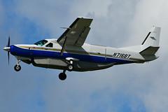 N716BT (Priority Air Charter) (Steelhead 2010) Tags: priorityaircharter cessna c208 caravan yhm cargo freighter nreg n716bt