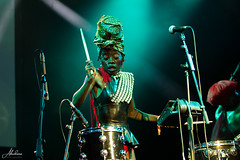 Jojo Abot (Ghana) (abudoma) Tags: jojo abot music art dance gig concert festival ghana charlton park malmesbury wiltshire