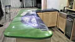 Metallic Marble CounterTop- Artisan Concrete and Surfaceworks- Houston, TX (Decorative Concrete Kingdom) Tags: decorativeconcrete houston texas epoxy epoxycoating epoxypaint metallic marble countertop