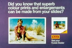 KODAK SLIDE SCANS- ORIGINALS CIRCA 1971-72 (I.K.Brunel) Tags: kodak kodachrome slides film 35mm