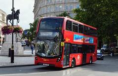 EH170 YX67VFP (PD3.) Tags: adl enviro 400 mmc eh170 eh 170 yx67vfp yx67 vfp goahead go ahead london bus buses england uk sight seeing sightseeing