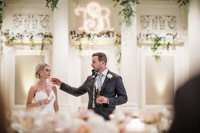 Tanya & Robby | Sentinel Hotel Wedding