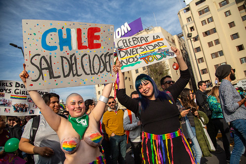 Chile Pride 2019