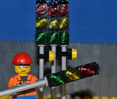 Lights (227/365) (Tas1927) Tags: 365the2019edition 3652019 day227365 15aug19 lego minifigure minifig